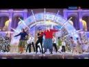 Канал Россия 1  Программа Голубой Огонек - Выступление Димы Билана и Новых Русских Бабок - Сэм Захаров с 1:30
