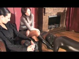 Madame Catarina and other Goddess in teachers lesson. Part 02
