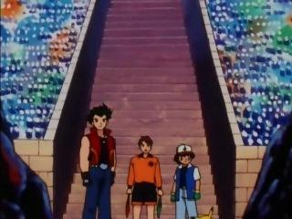 Покемон: Приключения на Оранжевых островах / Pokemon: Adventures on the Orange Islands - 2 сезон 31 серия [113] (Озвучка)